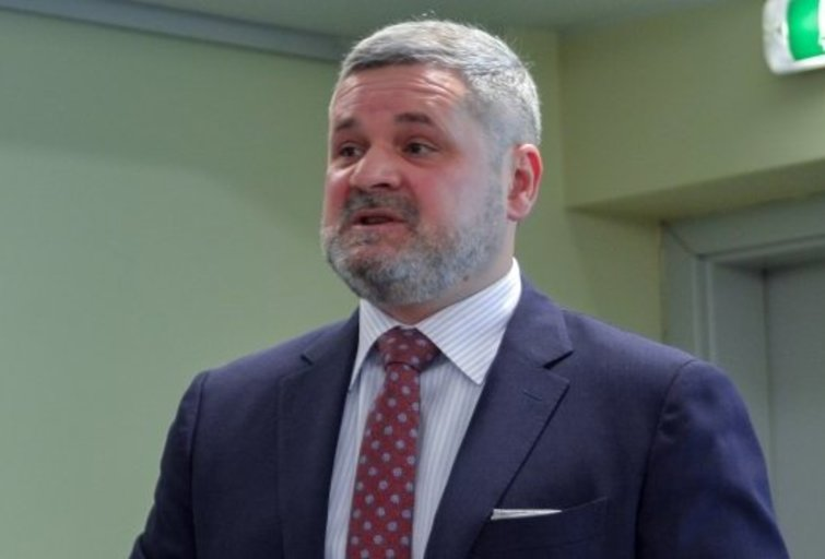 Paulius Malžinskas. (nuotr. VRFS)
