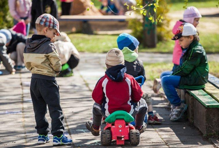 vaikai (nuotr. Vilniaus miesto savivaldybės)