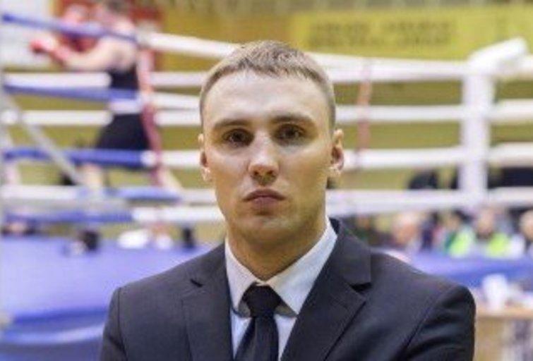 D. Mačianskas (nuotr. boksofederacija.lt)