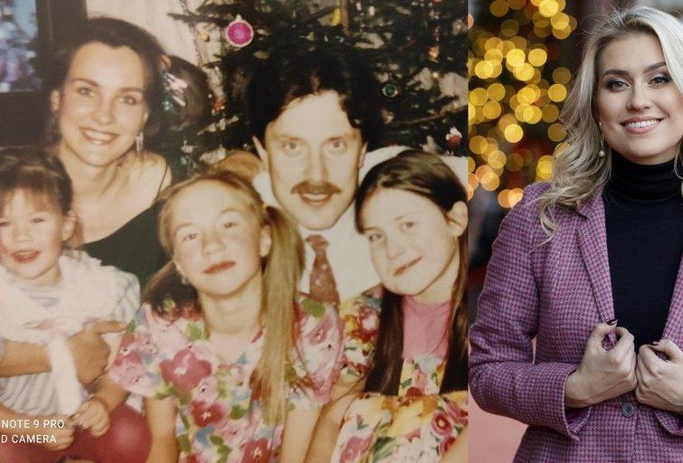 Vytautas Juozapaitis su šeima (nuotr. asm. archyvo)