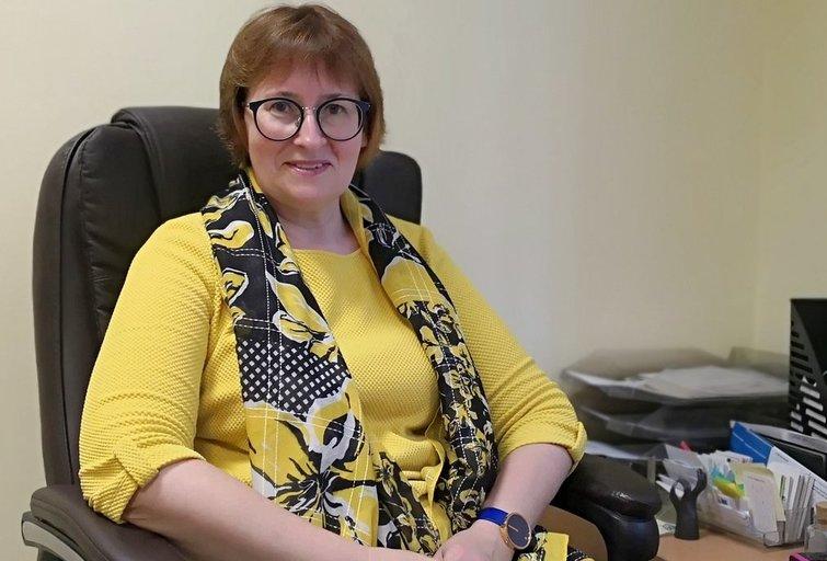Lietuvos psichiatrų asociacijos prezidentė, gydytoja psichiatrė ir psichoterapeutė Ramunė Mazaliauskienė. Asmeninio archyvo nuotr.