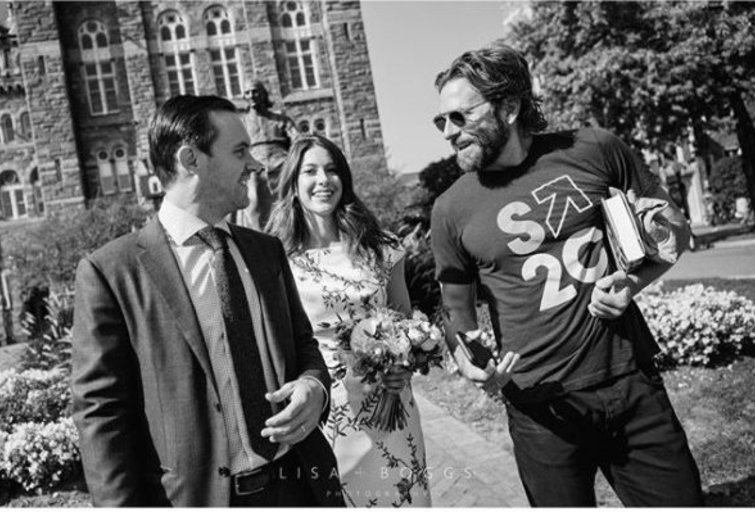 Tai, kas nutiko šios poros vestuvėse, sukels pavydą kiekvienam  (nuotr. asm. archyvo)