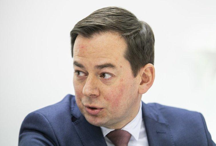 Arnoldas Pranckevičius (Paulius Peleckis/Fotobankas)