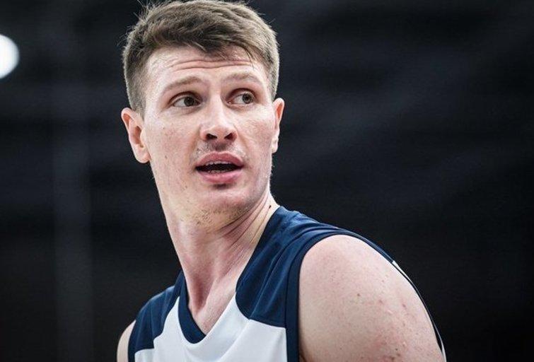 A. Voroncevičius (nuotr. FIBA)