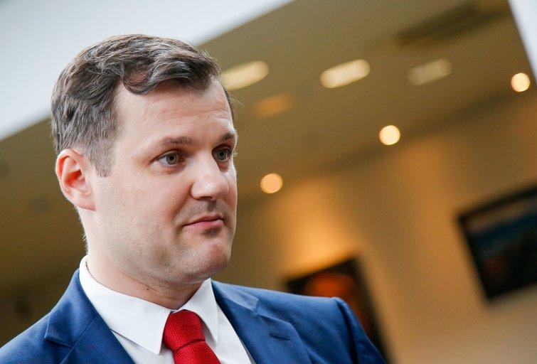 Gintautas Paluckas (nuotr. Fotodiena.lt)