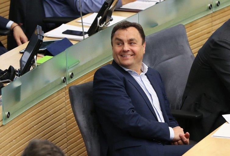 Petras Gražulis (nuotr. Fotodiena.lt)