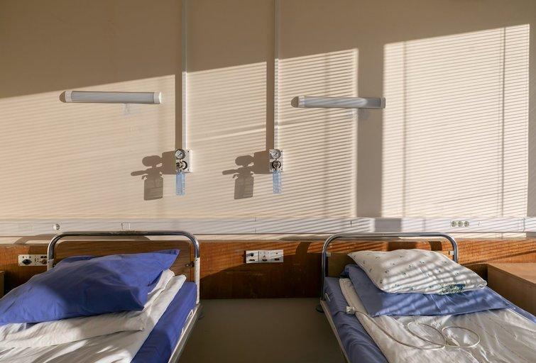 Ligoninė (nuotr. Sauliaus Žiūros)