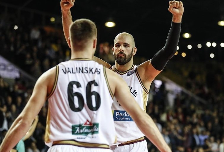 Panevėžiečiai iškovojo pergalę (nuotr. FIBA Europe)
