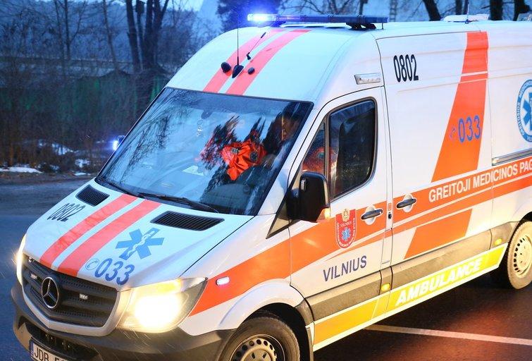 Greitoji pagalba (nuotr. tv3.lt)