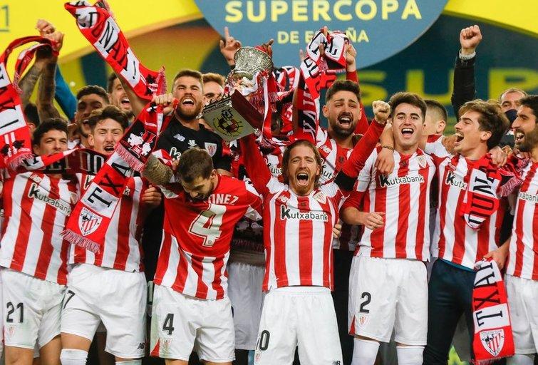Bilbao ekipa iškovojo titulą (nuotr. SCANPIX)