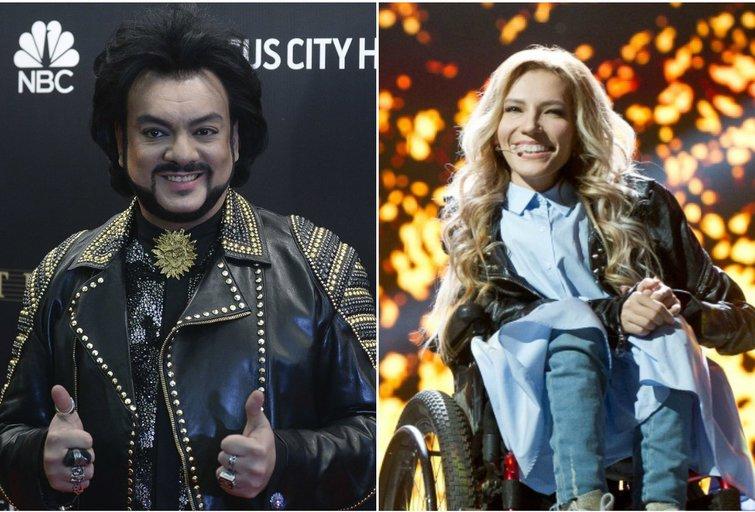 """Rusijos isterija dėl """"Eurovizijos"""": Kirkorovas šokiravo siūlymu konkurso atlikėjams (nuotr. SCANPIX)"""