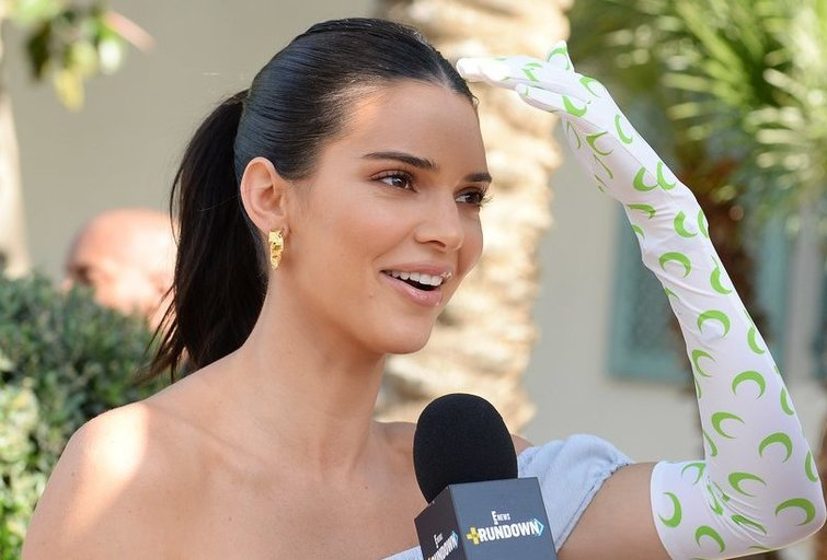 Kendall Jenner (nuotr. Vida Press)