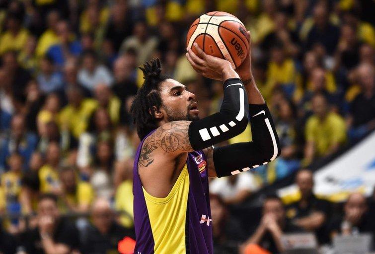 Glenas Rice'as. (nuotr. FIBA)