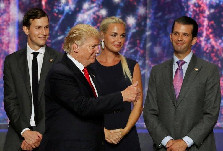 Vanessa Trump  (nuotr. SCANPIX)