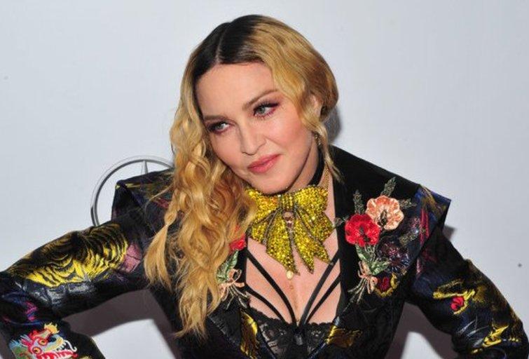 Madonna (nuotr. Vida Press)