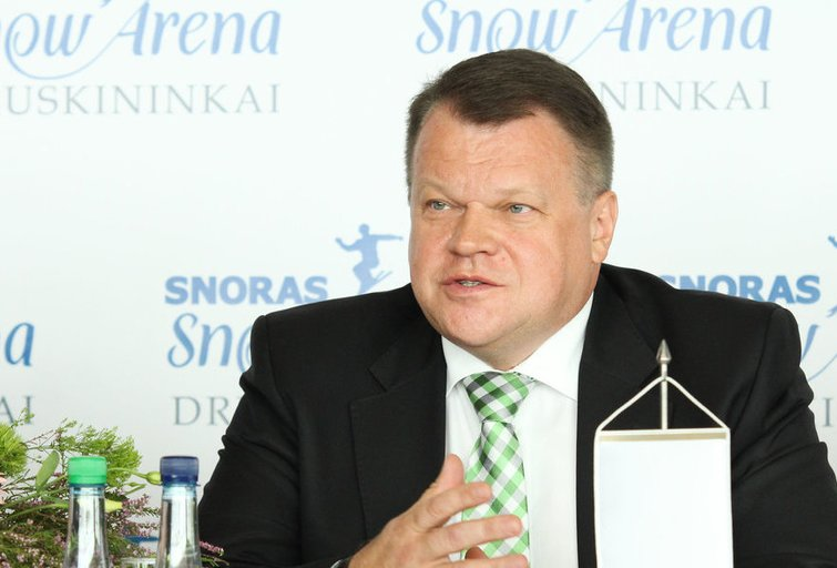 Raimondas Baranauskas (nuotr. Fotodiena.lt)