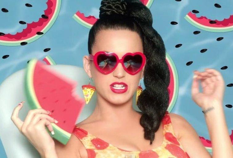 Katy Perry (nuotr. YouTube)