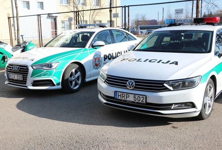 Daugiau nei 1 000 gyventojų šiandien užplūdo Kauno apskrities policiją