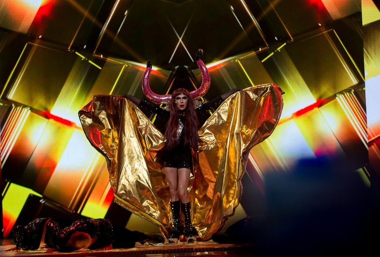 """Eurovizijos"" atrankos finalas (nuotr. Fotodiena.lt)"