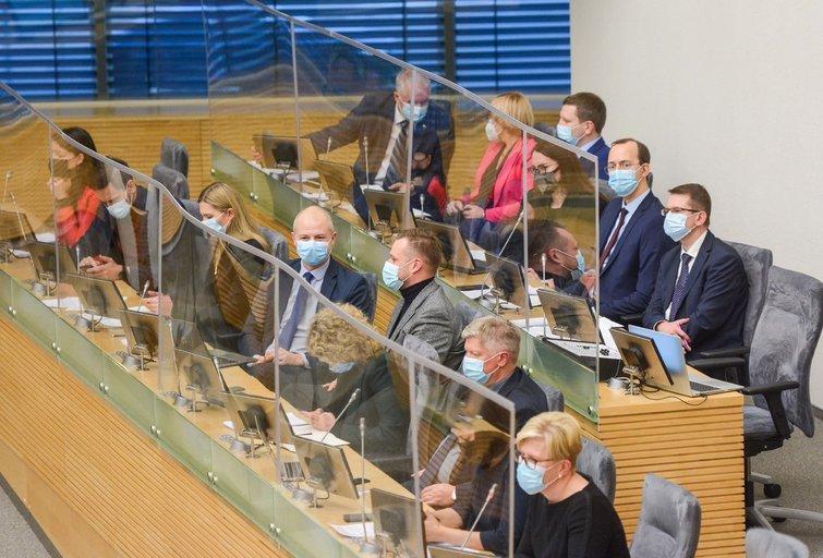 18-oji Vyriausybė (nuotr. Fotodiena/Justino Auškelio)