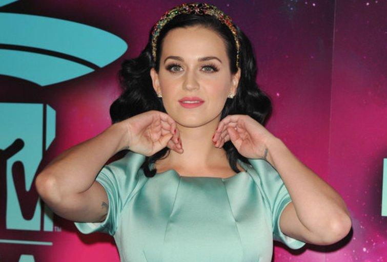 Katy Perry (nuotr. Alloverpress.ee)