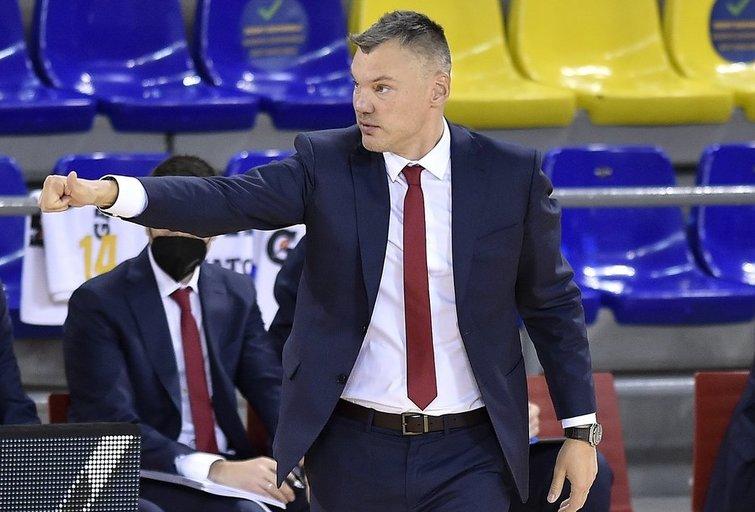 Šarūnas Jasikevičius. (nuotr. SCANPIX)