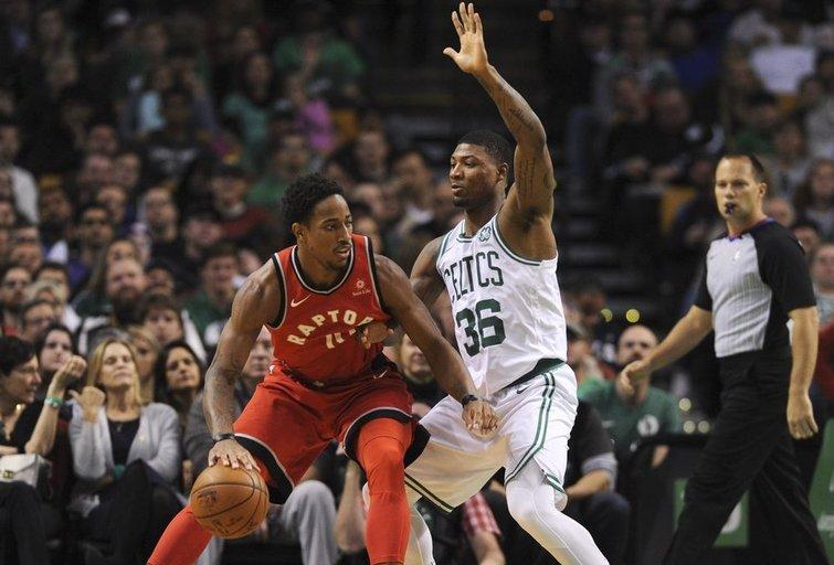 NBA: Jono Valančiūno ir Domanto Sabonio klubai pralaimėjo (nuotr. SCANPIX)