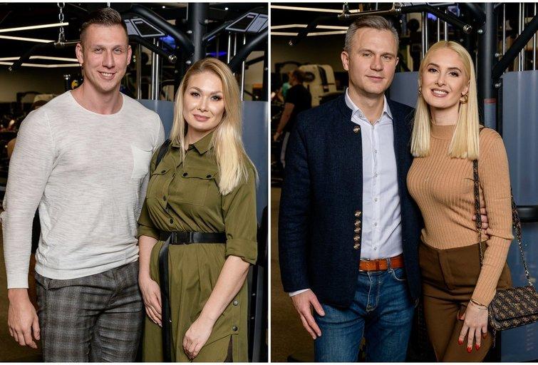 Bunkė ir Ivanova su antrosiomis pusėmis (tv3.lt fotomontažas)