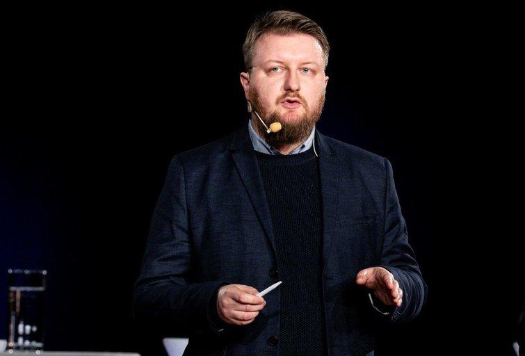 Paulius Gritėnas (Teodoras Biliūnas/Fotobankas)