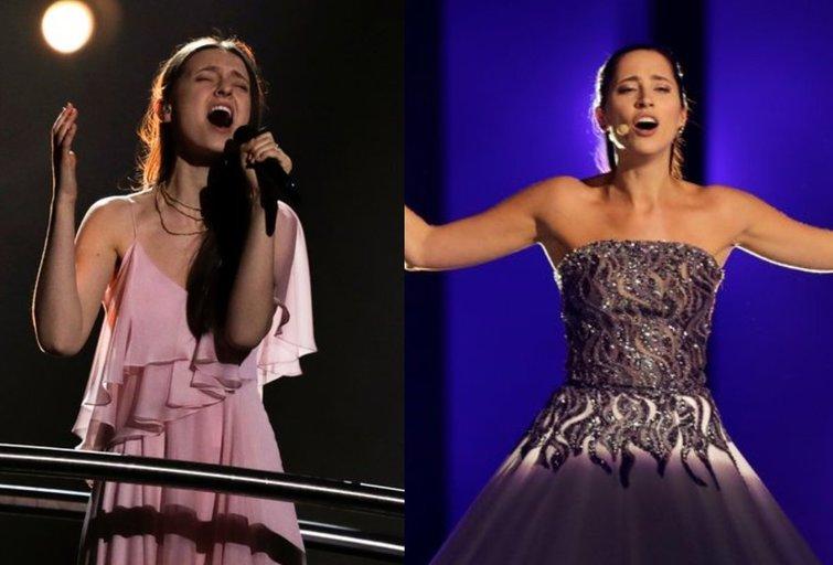 """Paaiškėjo, kurioms šalims Lietuva """"Eurovizijoje"""" buvo dosniausia (tv3.lt fotomontažas)"""