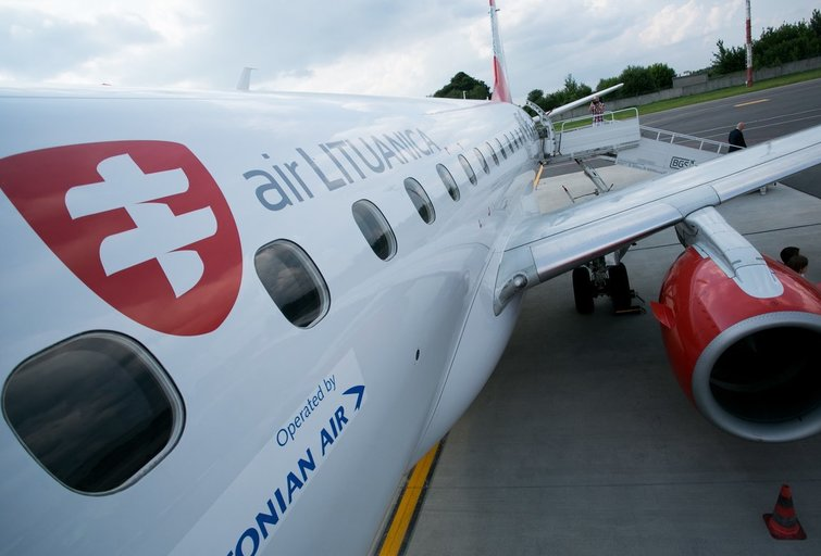 Air Lituanica  Andrius Ufartas/Fotobankas