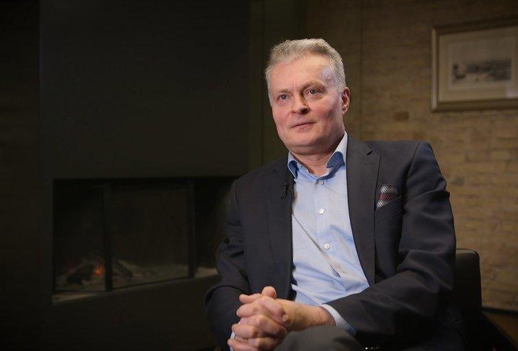 Gitanas Nausėda  (nuotr. TV3)