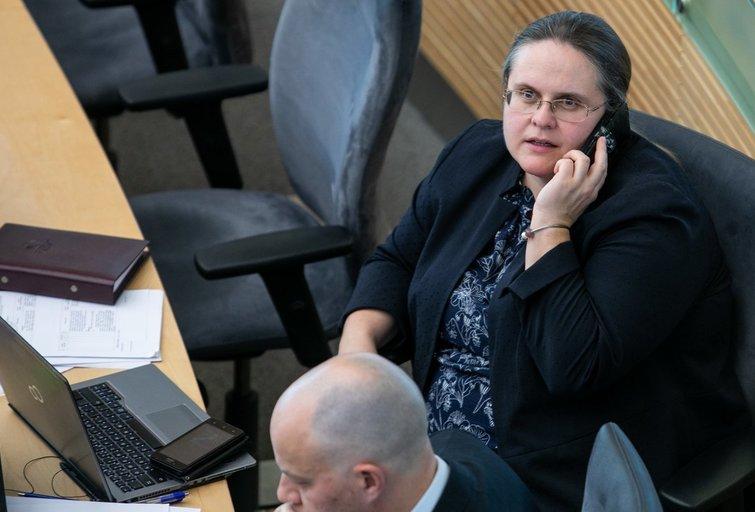 Agnė Širinskienė  (Paulius Peleckis/Fotobankas)