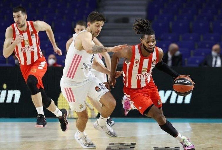 Mačo momentas. (nuotr. Euroleague Basketball)