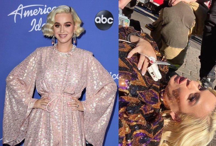 Katy Perry  (nuotr. SCANPIX) tv3.lt fotomontažas
