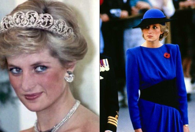 Parodė, kaip atrodytų princesė Diana, jei būtų gyva (nuotr. Vida Press)
