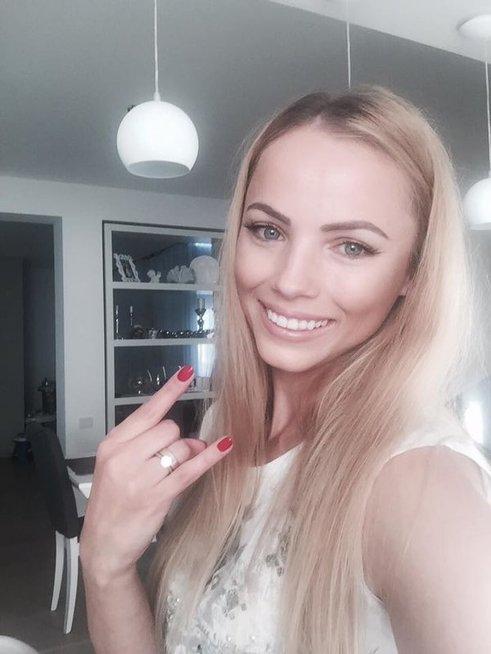 Goda Alijeva  (nuotr. facebook.com)