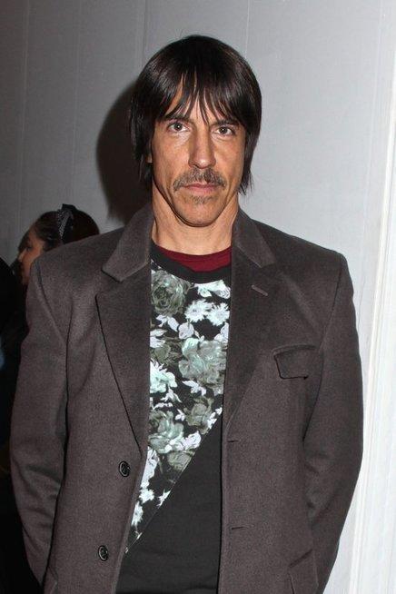 Anthony'is Kiedis (nuotr. Vida Press)