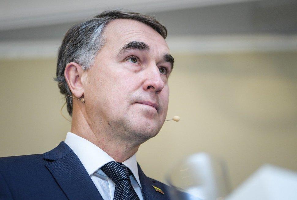 Petras Auštrevičius (nuotr. Fotodiena.lt)