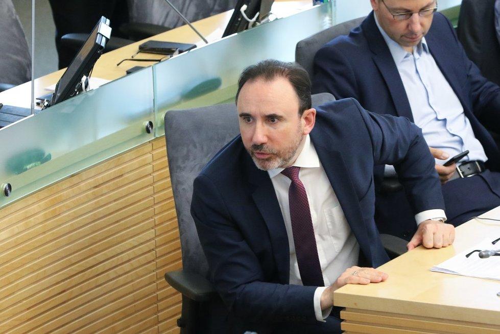 Liberalas Arūnas Gelūnas (nuotr. Fotodiena.lt)