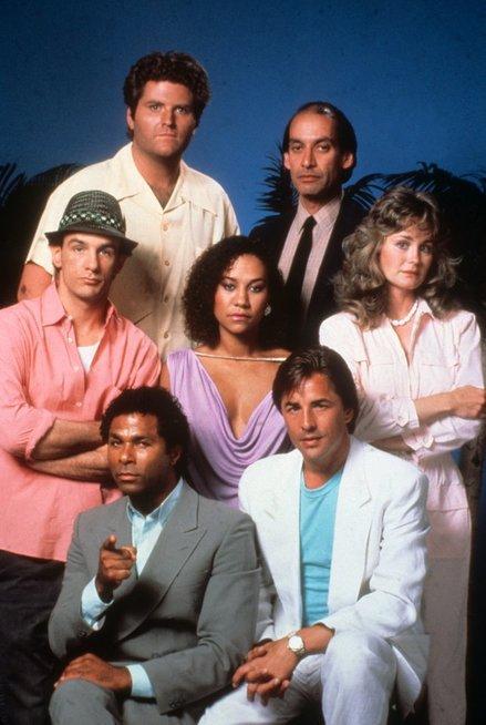 "Gregory Sierra iš ""Miami Vice"""