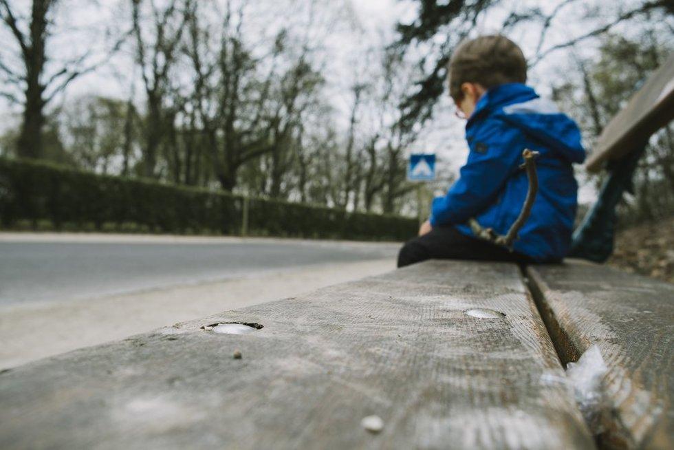 Vaikų depresija