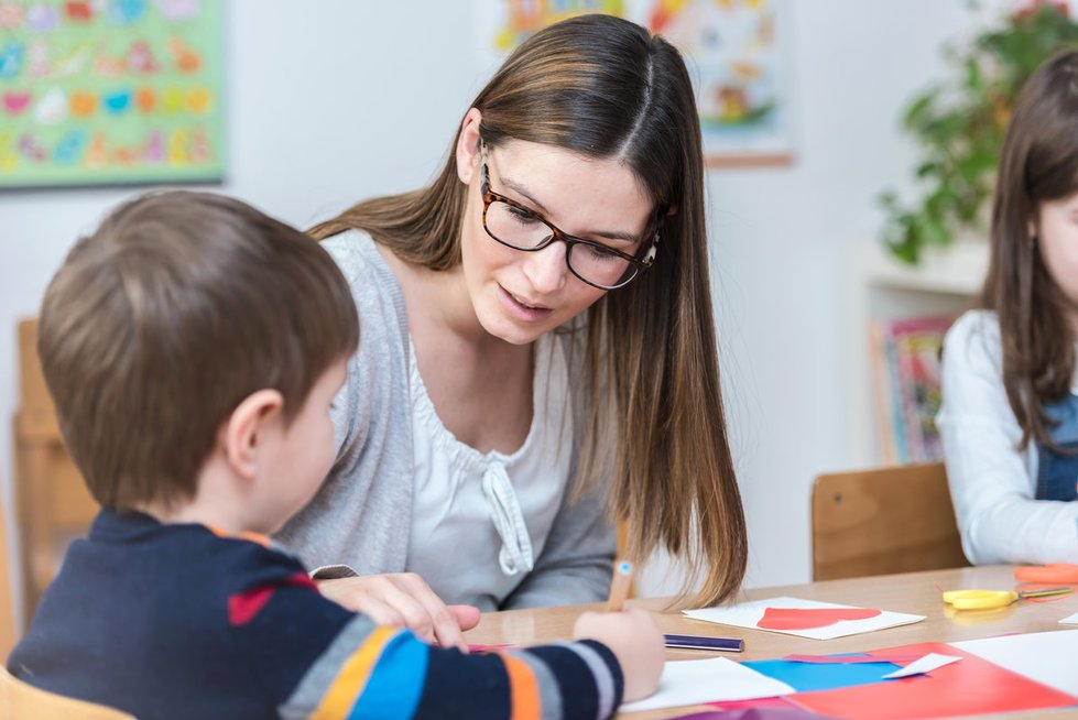 Mokytoja (nuotr. Fotolia.com)