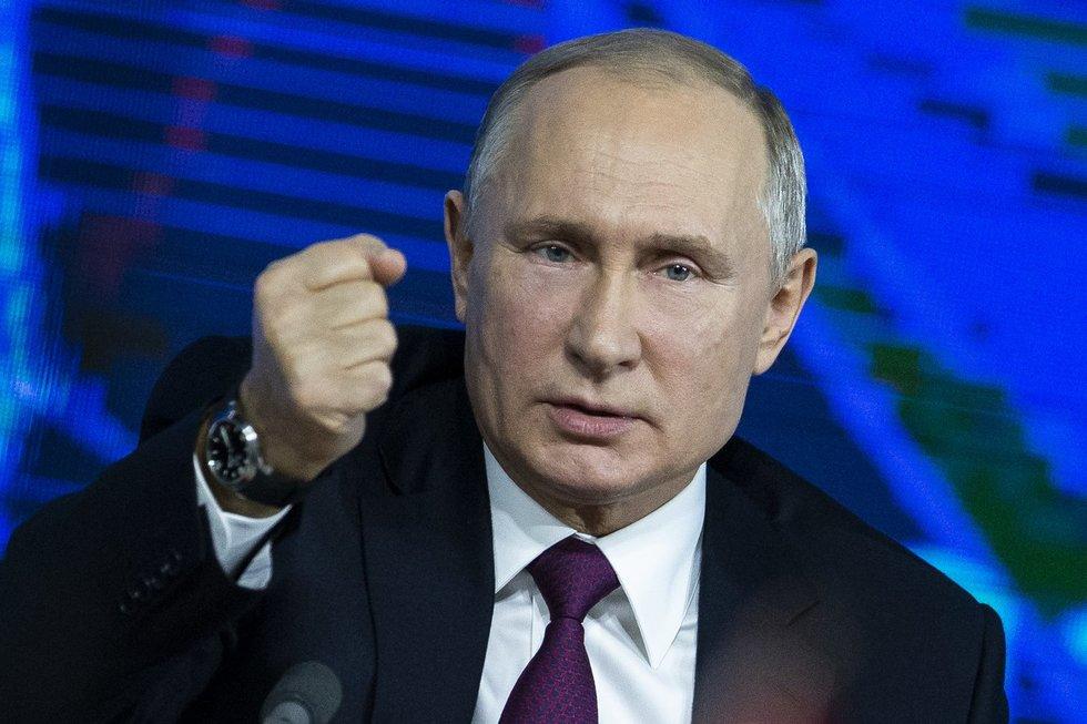 """Slapčiausias Putino ginklas vis dar nesukurtas: """"Rusams keltų didesnį pavojų už amerikiečius"""""""