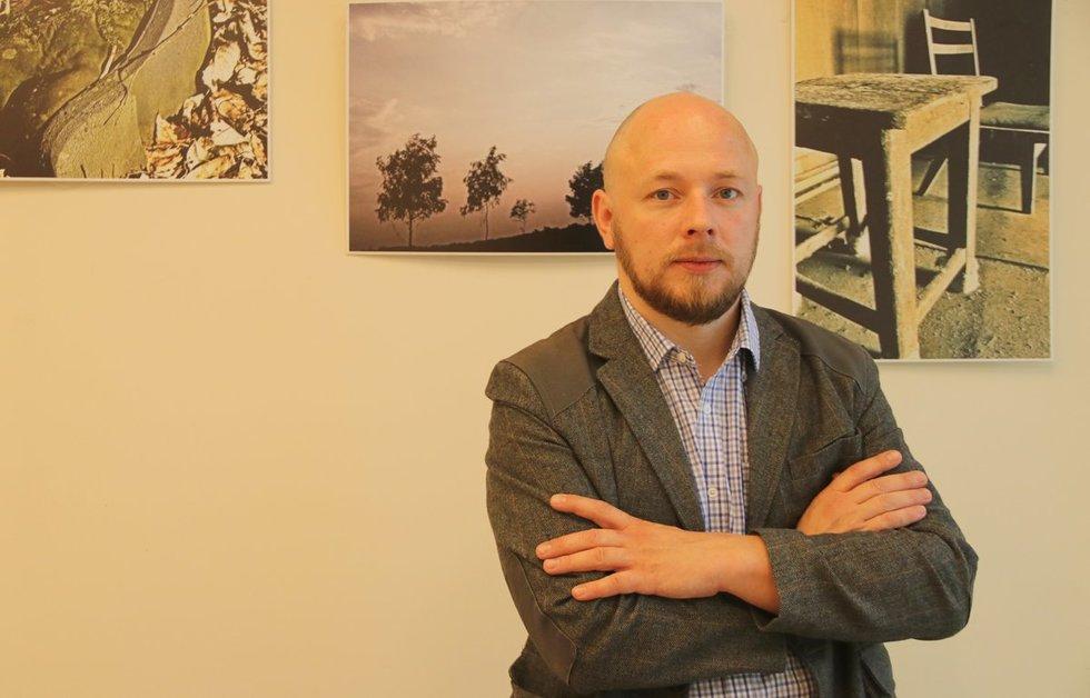 Institucinės globos pertvarkos ekspertas Gytis Baltrūnas. Sigitos Inčiūrienės nuotr.