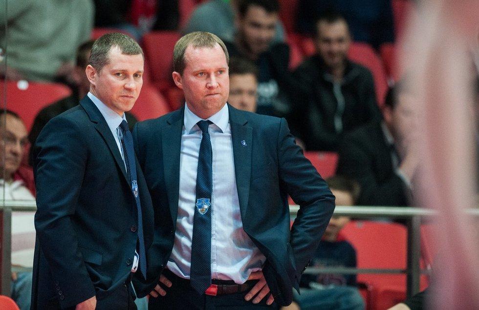 Tomas Rinkevičius ir Kazys Maksvytis (nuotr. Fotodiena.lt)