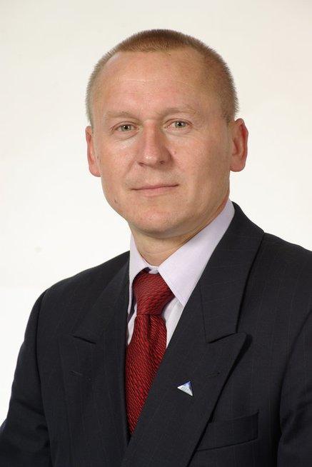 Petras Čimbaras (nuotr. Molėtų r. savivaldybės)