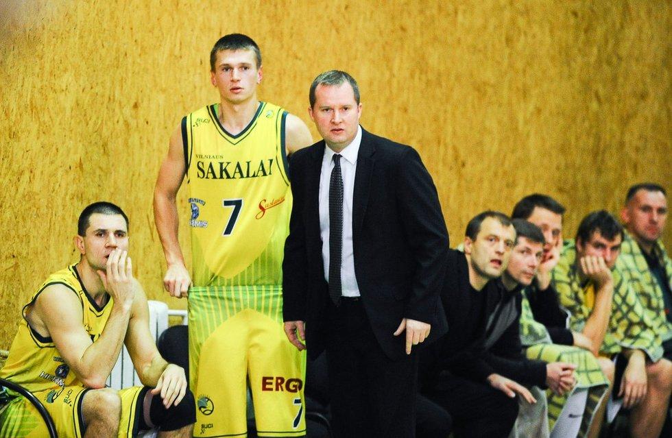 Laurynas Samėnas ir Kazys Maksvytis (nuotr. Fotodiena.lt)