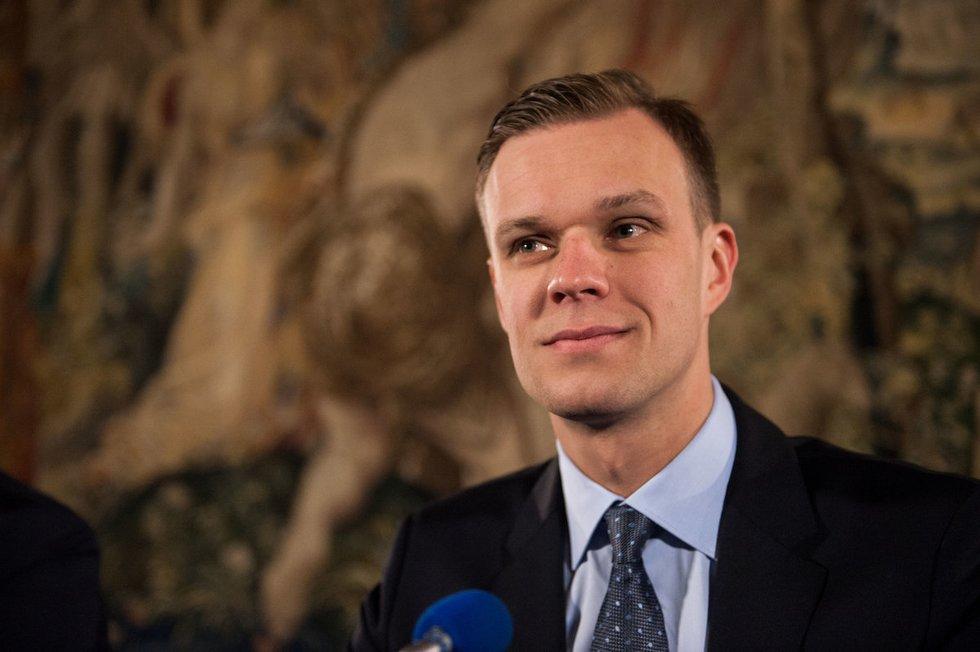 BNS spaudos konferencijos rinkimų rezultatams aptarti (nuotr. Fotodiena.lt)