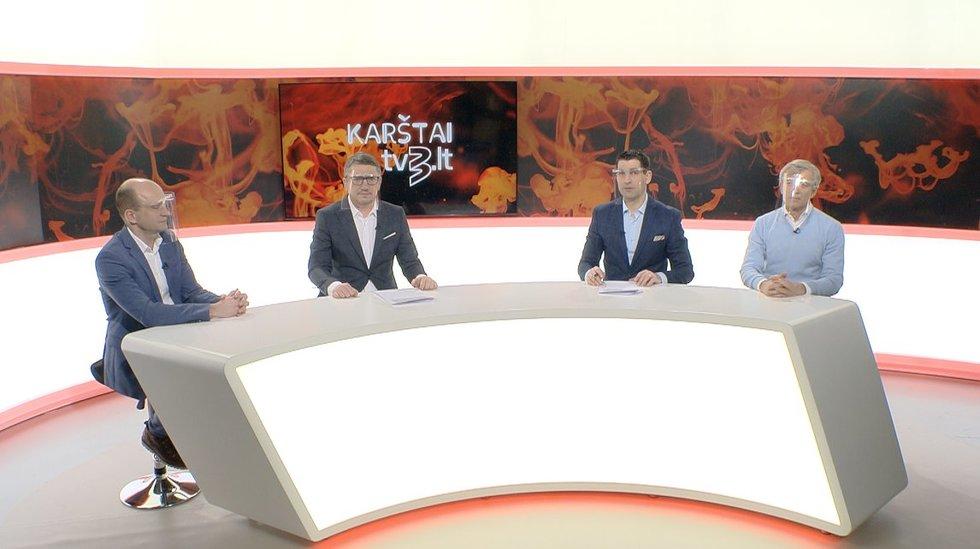 """""""Karštai su tv3.lt"""""""